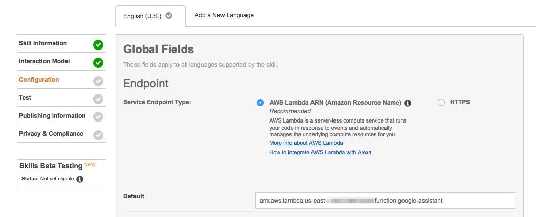 Guide: Install 'Ask Google' Alexa Skill | Alexa Mods